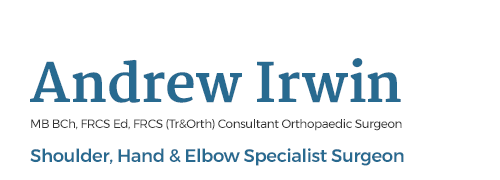 Andrew Iriwn Shoulder and Elbow Specialist Surgeon