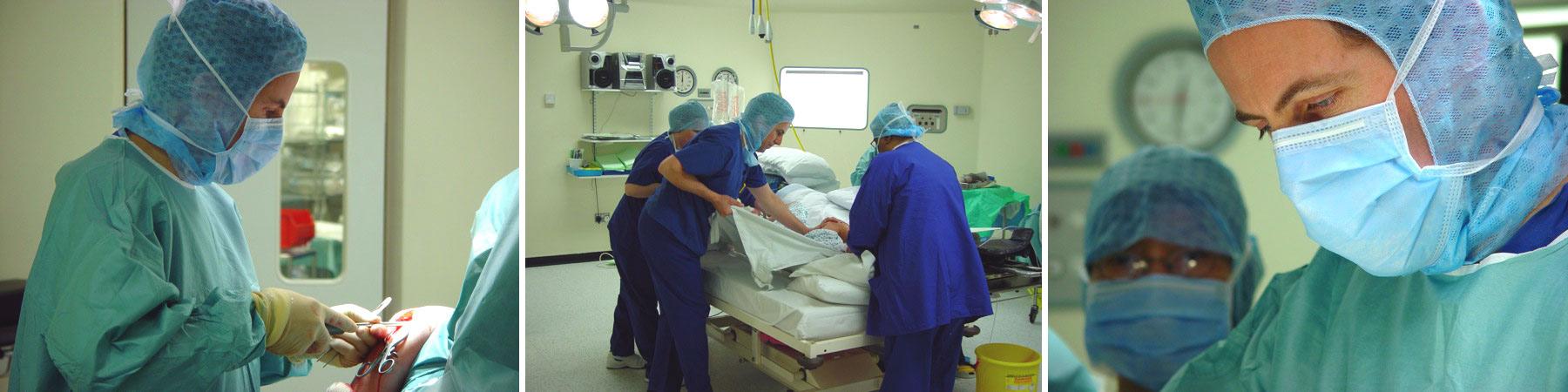 Andrew Irwin Surgery 2